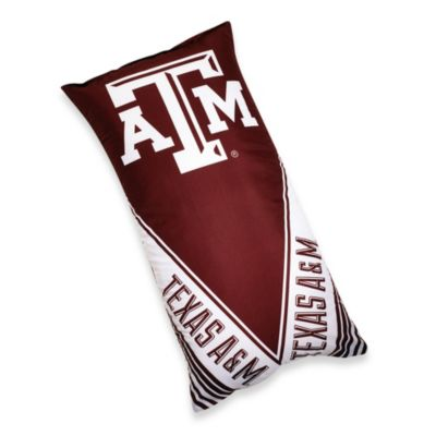 Texas A&M University College Body Pillow