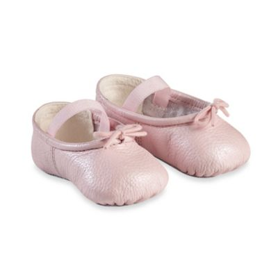 Baby Bloch Arabella Prewalker Ballet Shoe in Pink