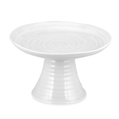 Sophie Conran for Portmeirion® White 6.5-Inch Mini Cake Stand