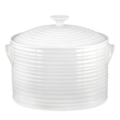 Sophie Conran for Portmeirion® Bread Bin in White