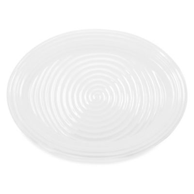 Sophie Conran for Portmeirion® White 20-Inch Oval Turkey Platter
