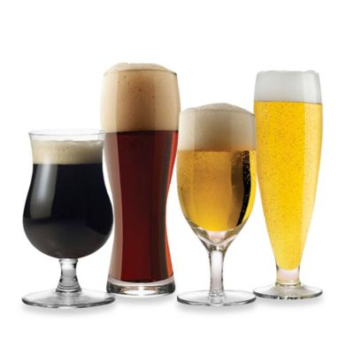 Beer Glass Varieties