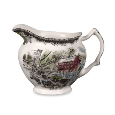 Friendly Village 5.5-Inch Creamer