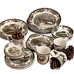 Friendly Village 28-Piece Dinnerware Place Setting by Johnson Brothers
