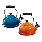 Le Creuset® Classic Whistling 1 3/4-Quart Tea Kettle in Flame