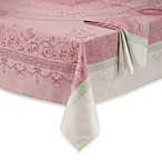 Garnier-Thiebaut Eugenie Candy Tablecloth and Napkins