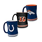 NFL 15-Ounce Boxed Relief Sculpted Mug