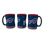 NFL Buffalo Bills 15-Ounce Boxed Relief Sculpted Mug