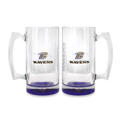 NFL Elite Baltimore Ravens 25-Ounce Tankard