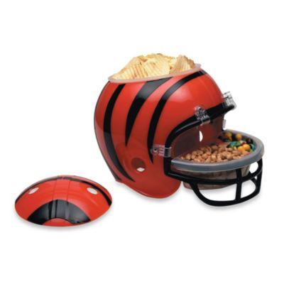 NFL Cincinnati Bengals Snack Helmet
