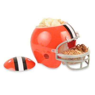 NFL Cleveland Browns Snack Helmet