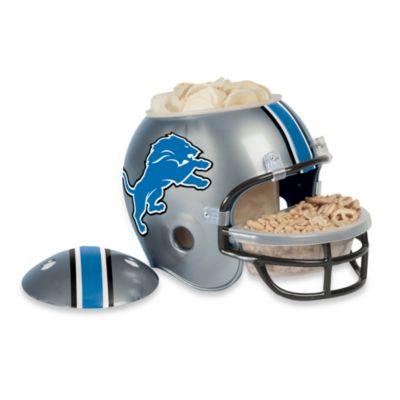 NFL Detroit Lions Snack Helmet