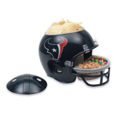 NFL Houston Texans Snack Helmet
