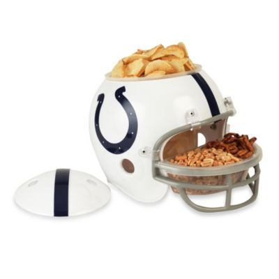 NFL Indianapolis Colts Snack Helmet