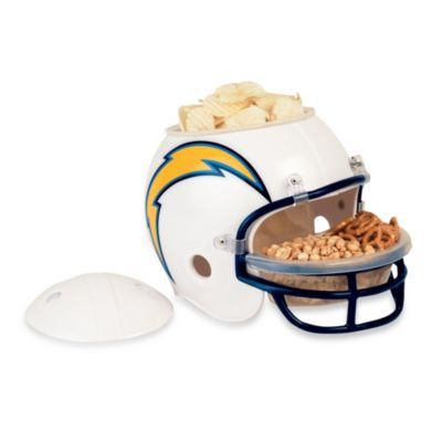 NFL San Diego Chargers Snack Helmet