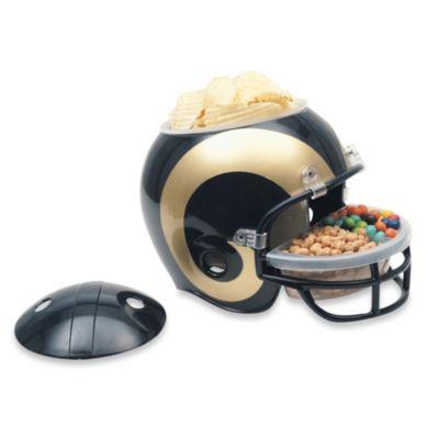 NFL St. Louis Rams Snack Helmet