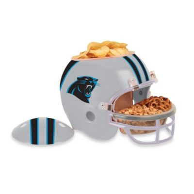 NFL Carolina Panthers Snack Helmet