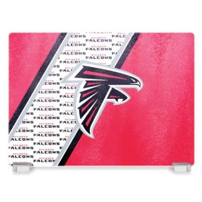 NFL Atlanta Falcons Tempered Glass Cutting Board