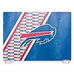 Buffalo Bills Tempered Glass Cutting Board