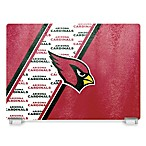 Arizona Cardinals Tempered Glass Cutting Board