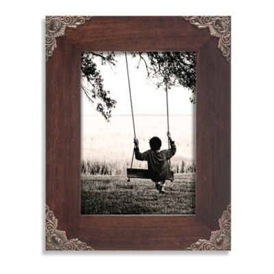 "5"" x 7 Prinz Wood Photo Frame"