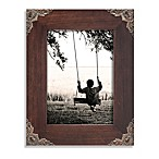 Prinz Astor 5-Inch x 7-Inch Wood Photo Frame in Espresso