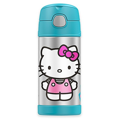 Thermos 174 Hello Kitty 174 12 Oz Funtainer Beverage Bottle In