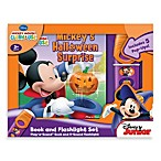 Disney® Mickey Mouse Clubshouse Mickey's Halloween Surprise Book and Flashlight Set