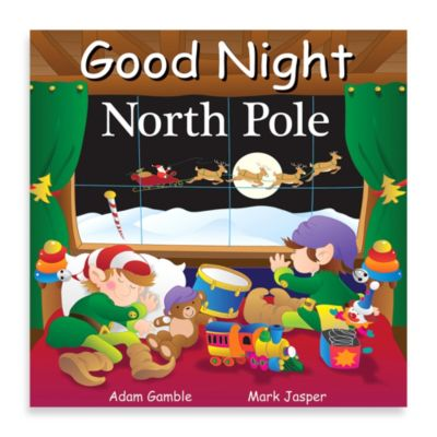 Good Night North Pole Book
