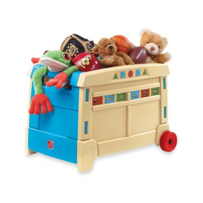Toy Chests > Step2® Lift and Roll Toy Box