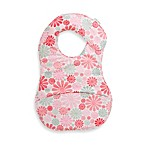 C.R. Gibson iotababy! Crumb Catcher Bib in Flower Girl