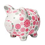 C.R. Gibson® iotababy! 1st National Bank of Piggy in Flower Girl