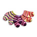 C.R. Gibson iotababy! Sock-a-Teeny Newborn Gift Set in Sugar n' Spice