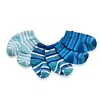 C.R. Gibson iotababy! Sock-a-Teeny Newborn Gift Set in Primarily Boy