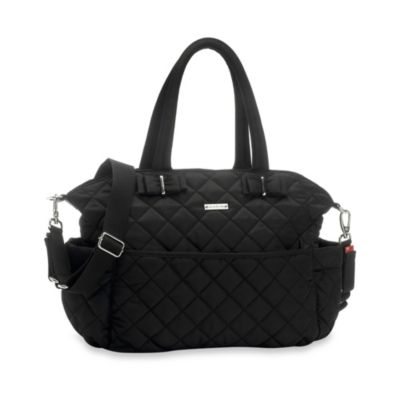 Storksak 3-Piece Bobby Quilted Diaper Bag Set