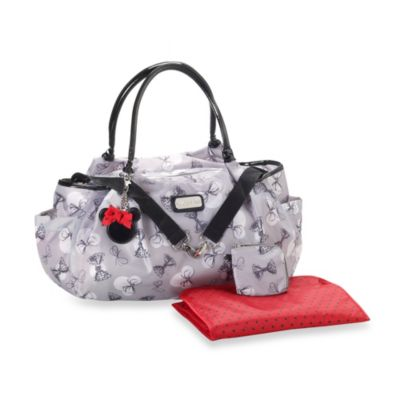 Disney Baby® Minnie Fashion Diaper Tote