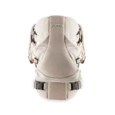 Stokke® MyCarrier: 3-in-1 Multi-Use Baby Carrier in Cool Cream
