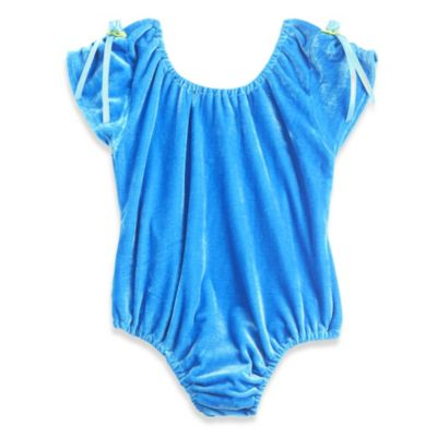Just Pretend® The Chloe Medium (4T-5T) Bodysuit Collection in Turquoise