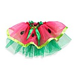 Just Pretend® The Watermelon Collection Tutu in Fuchsia/Green