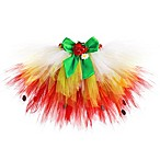 Just Pretend® The Strawberry Collection Tutu in Red/Lime/White