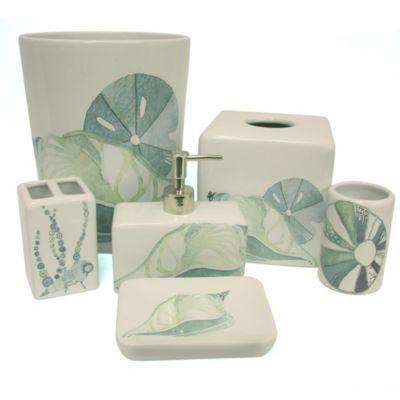 La Mer Lotion Dispenser by Bacova Guild