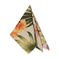 Tommy Bahama® Home African Orchid Napkin