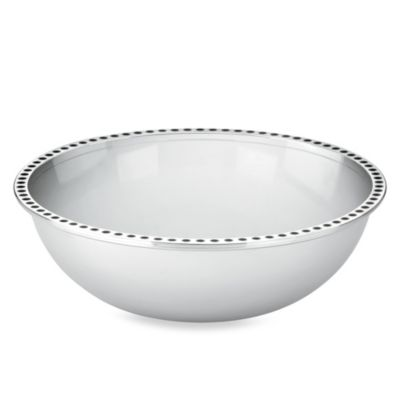 kate spade new york Pierrepont Place™ Metal Bowl