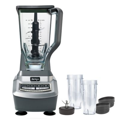Professional Blender with Single Serve