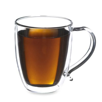 Double Walled Glass Mugs