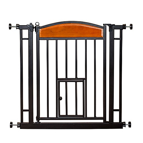 buy carlson design studio pet gate from bed bath beyond