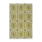 angelo:HOME Hudson Park Geometric Rug in Moss