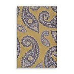 angelo:HOME Hudson Park Paisley Rug in Yellow/Grey