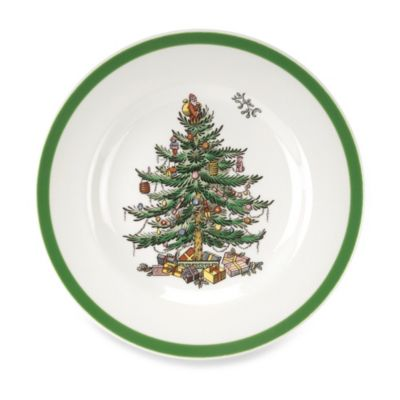 Spode® Christmas Tree Bread and Butter Plate