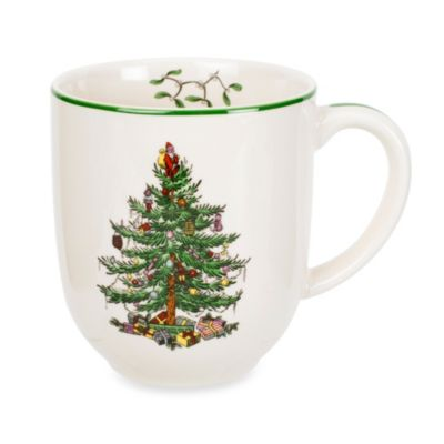 Spode® Christmas Tree Café Mug